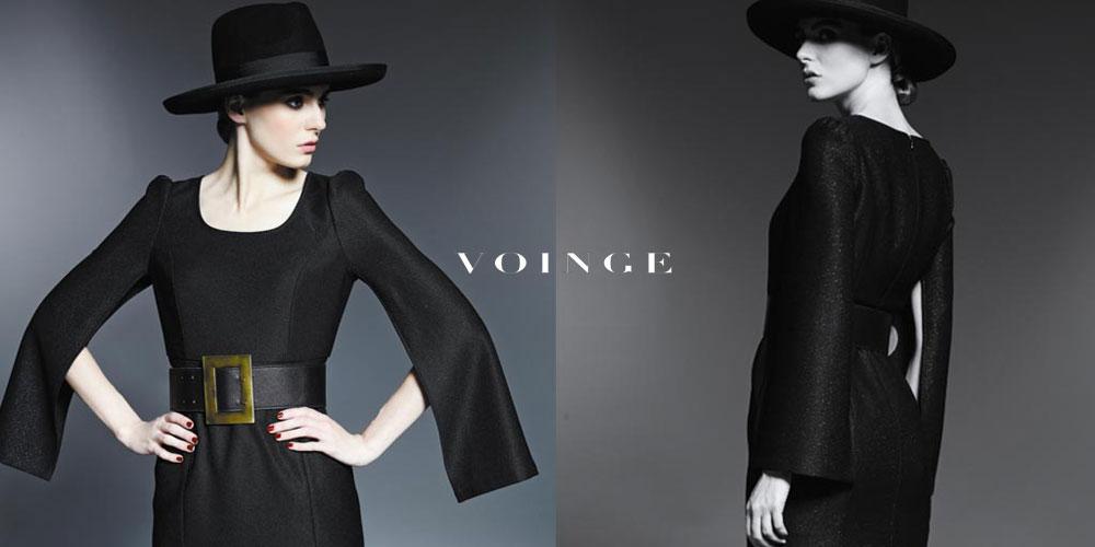 品牌简述 品牌含义:VOINGE中文的原意为唯一,阐述了品牌精神:优雅、精致、时尚、大气 核心价格:完美生活,只有唯一 设计理念:VOINGE的设计灵感源于米兰时尚,在秉承明快利落的设计手法上柔和了东方特有的细腻和精致,经过对材料、细节元素及形式造型设计的创新和独特的裁剪,强调追求品质感与流行并重的时尚女装,风格现代,造型优雅精致,以简练的手法传达品牌对时尚的敏锐意识和独特的风格特征。