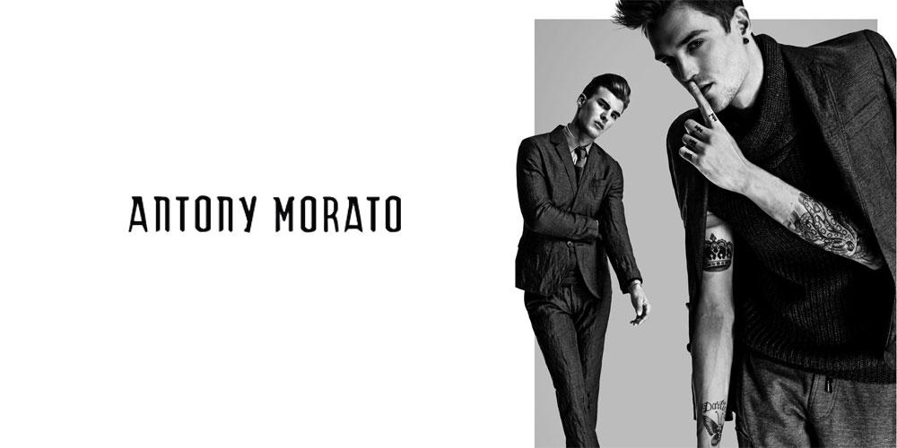 安东尼摩拉托Antony Morato