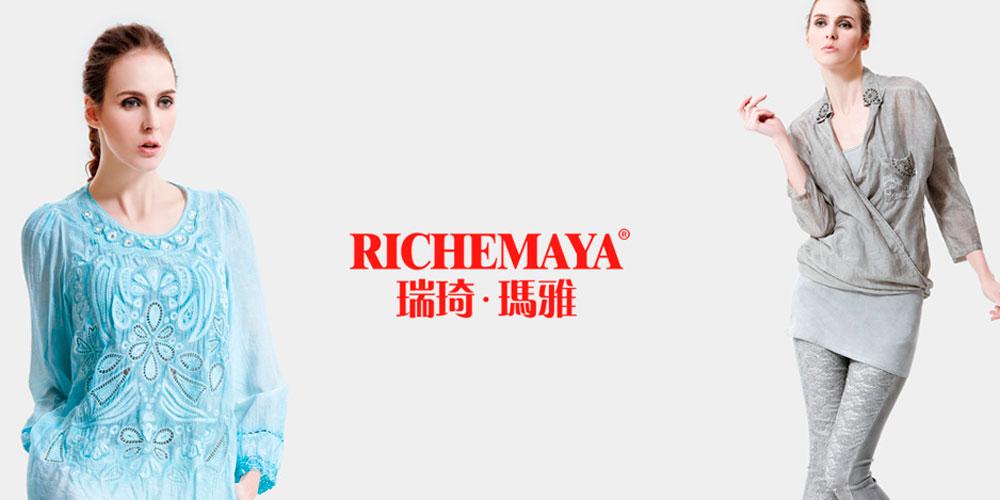 瑞琦玛雅richemaya
