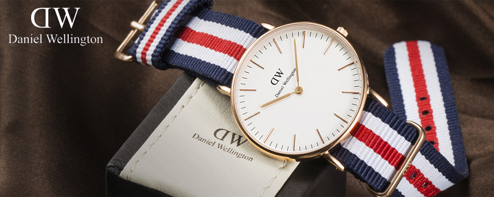 丹尼尔惠灵顿Daniel Wellington(DW)