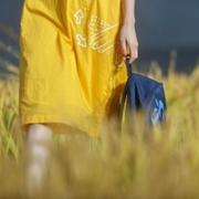 自然系女装领导品牌飞鸟和新酒再回自然,稻田中发布19夏季新品