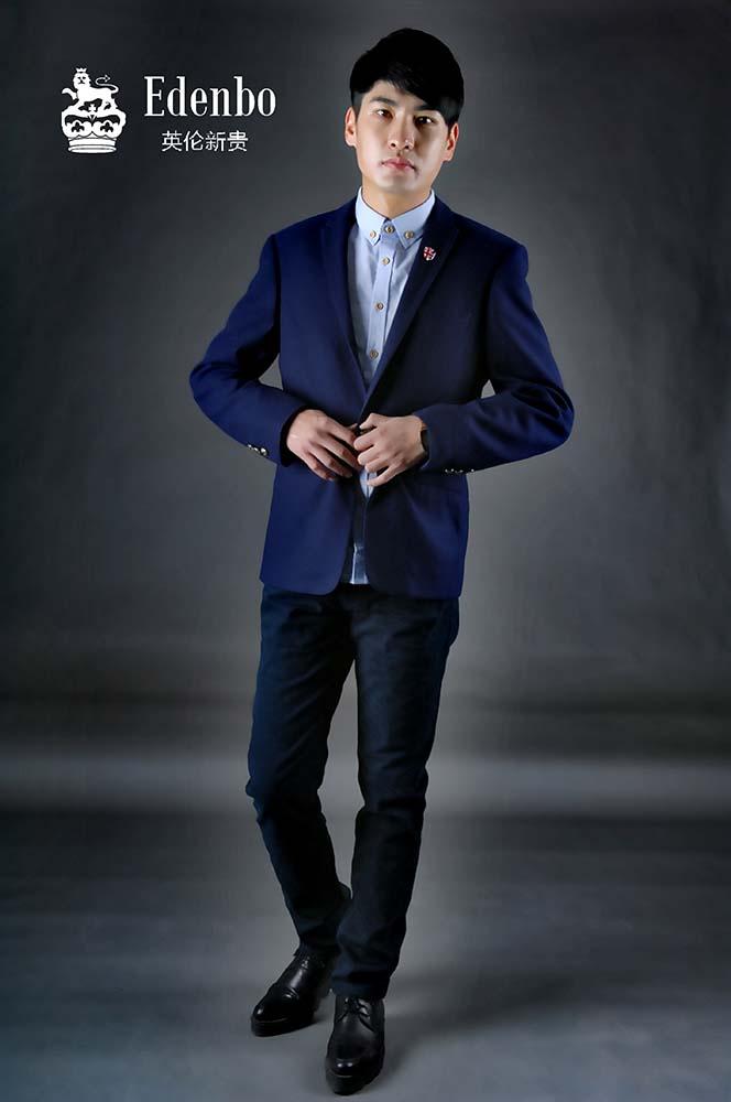 爱登堡·英伦新贵品牌男装