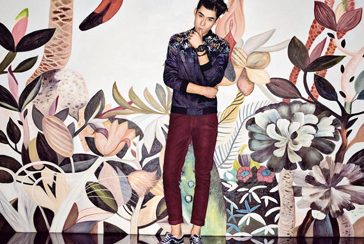 MOGAO摩高时尚男装2015春季新品上市