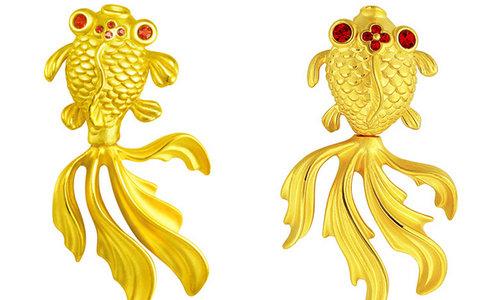 3D硬千足金黄金系列