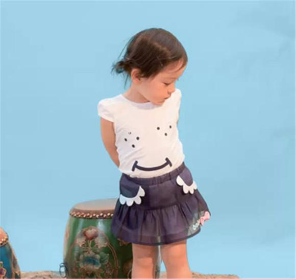 豆豆衣橱品牌童装春夏新款