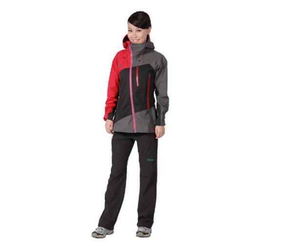 思凯乐SCALER2013春夏户外运动装冲锋衣