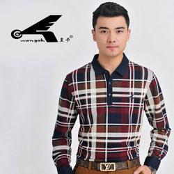 wangok皇卡品牌男装——皇家风范,领衔尊贵