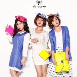 dotacoko--打造时尚甜美女装品牌潮店