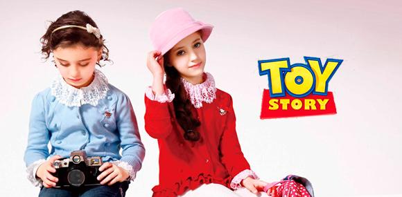 玩具总动员童装完美蜕变