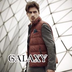 GALAXY全力打造高档感、成熟美、舒适感于一身的经典成功男士形象