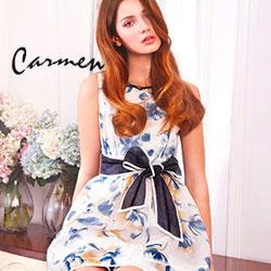 卡蔓—通过优雅的着衣风格,展露内心丰富的渴望与追求