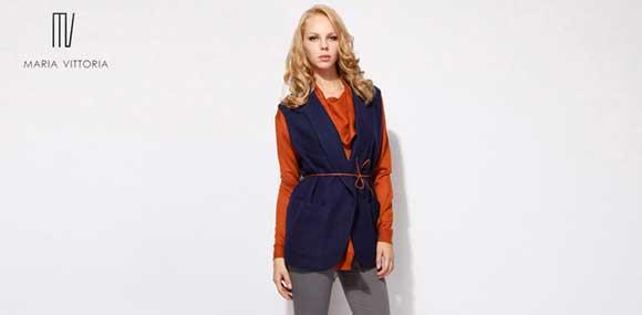 意大利品牌女装MARIA&VITTORIA引领女装潮流
