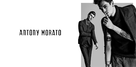 Antony Morato轻奢男装邀您加盟