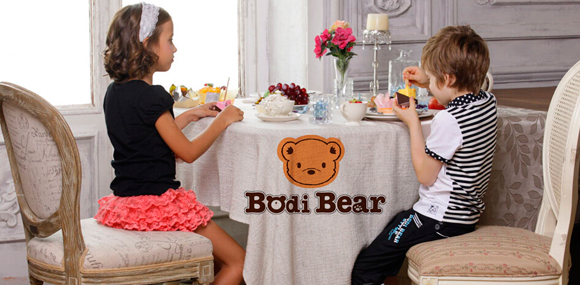 谱写快乐的童年乐章柏迪小熊时尚童装