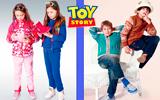 玩具总动员运动装品牌LOGO