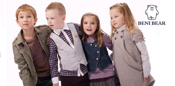 邦尼熊倡导时尚简雅的混搭着装方式
