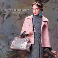 伯妮斯茵时尚女装--寻求优雅的回归,用细节体现品位