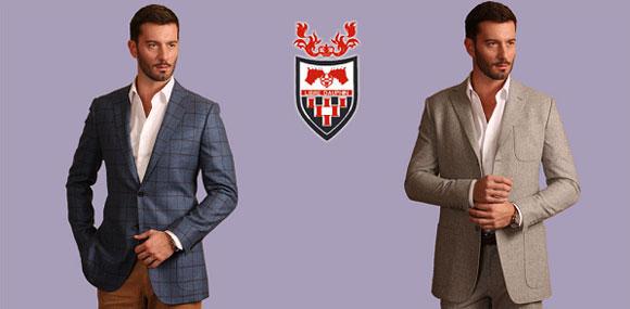 瑞邦洋服——属于你的私人定制