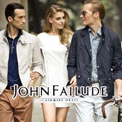 约翰.费雷德男装——低调的奢侈