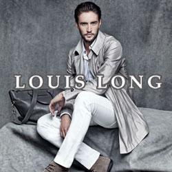 LOUIS LONG男装——大气而不张扬