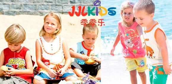 季季乐源自美丽的花园之城新加坡的品牌童装