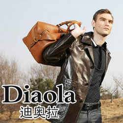 迪奥拉用时尚元素塑造商务男士的独特格调