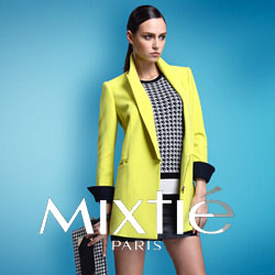 MIXTIE美诗缇--紧贴都会时尚 创造都会时尚 引领都会时尚