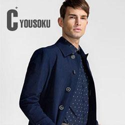 YOUSOKU时尚男装专属于享受生活的都市新锐