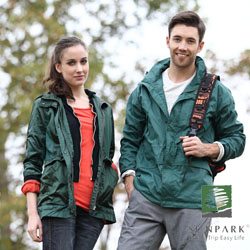 sunpark品牌--国际轻旅装第一品牌