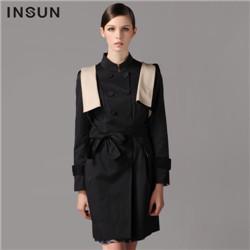 "INSUN恩裳,倡导""简约·生活的艺术""的品牌理念"