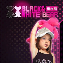 黑白熊 BLACK WHITE BEAR
