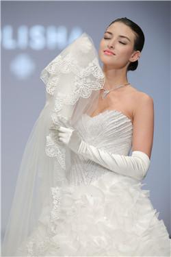 AOLISHA澳利莎让你做最美的新娘